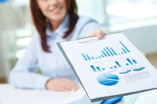 informe mostrando costos generales